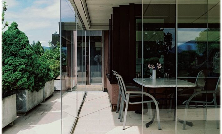 Balkonbeglazing VinFlex