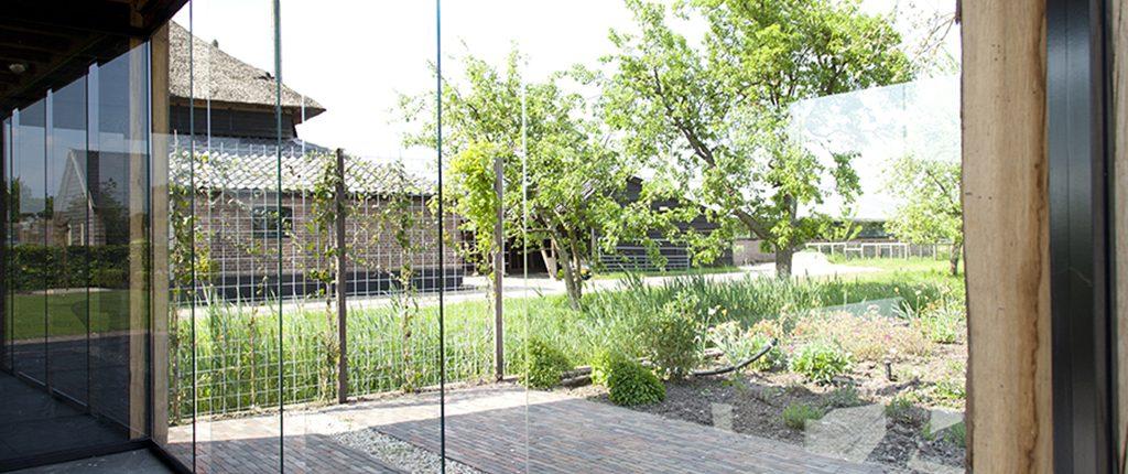Segmentpui VinFlex tuinliving