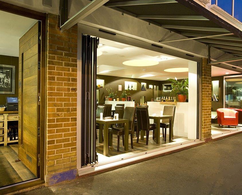 Vouwpui VinFlex restaurant