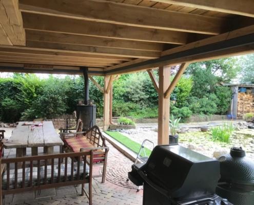Segmentpui VinFlex veranda Megchelen