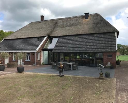 Vouwpui VinFlex woonboerderij Markelo