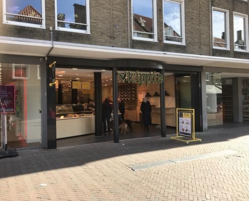 Segmentpui VinFlex Kippie Middelburg