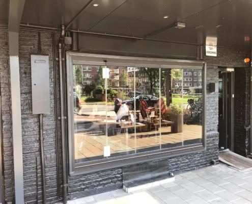 Segmentpui VinFlex restaurant Amsterdam