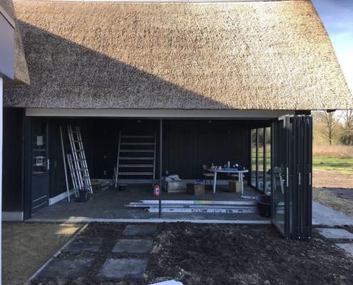 Vouwpui VinFlex woning Enschede